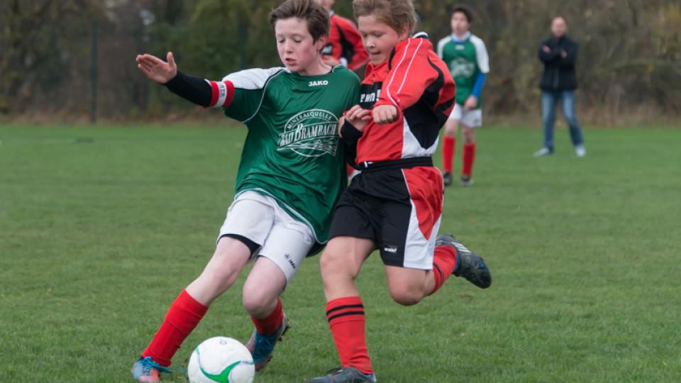 2013-11-09 D-Junioren FT Hof – JFG Hoellental