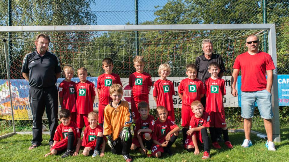 2013-09-06 F-Jugend FT Hof – DoehlauTauperlitz