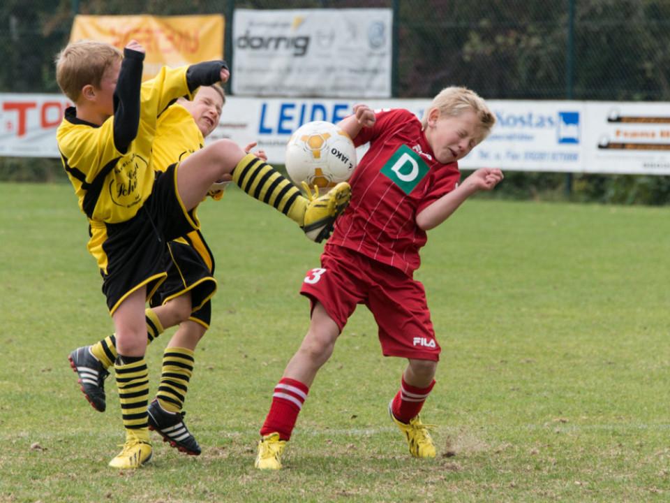FT Hof – FC Martinsreuth F-Jugend
