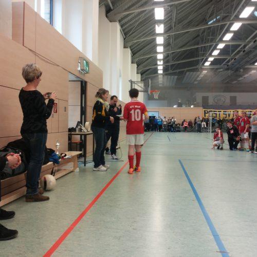 D-Junioren Post Cup beim Post SV Plauen