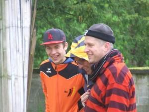 Triplette Paul, Fritz & Andreas