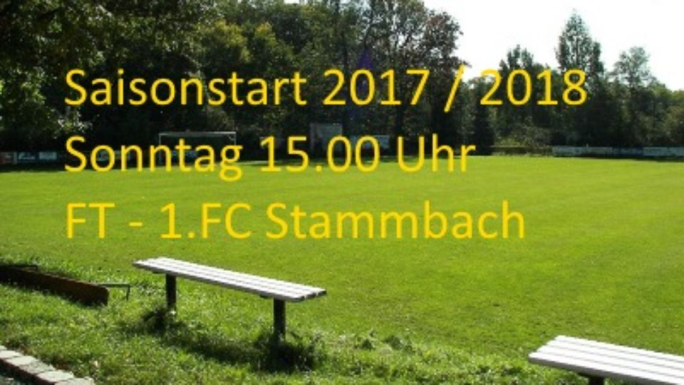 Saison 17 Stammbach