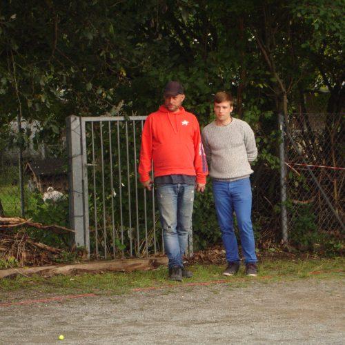 Halbfinalisten / Drittplatzierte Andreas Und Jonas